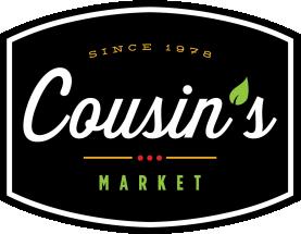 Cousins Market logo
