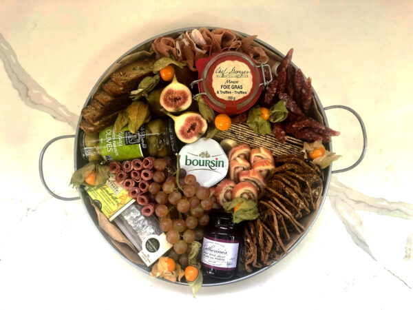 Mother's Day Cheese & Charcuterie Platter